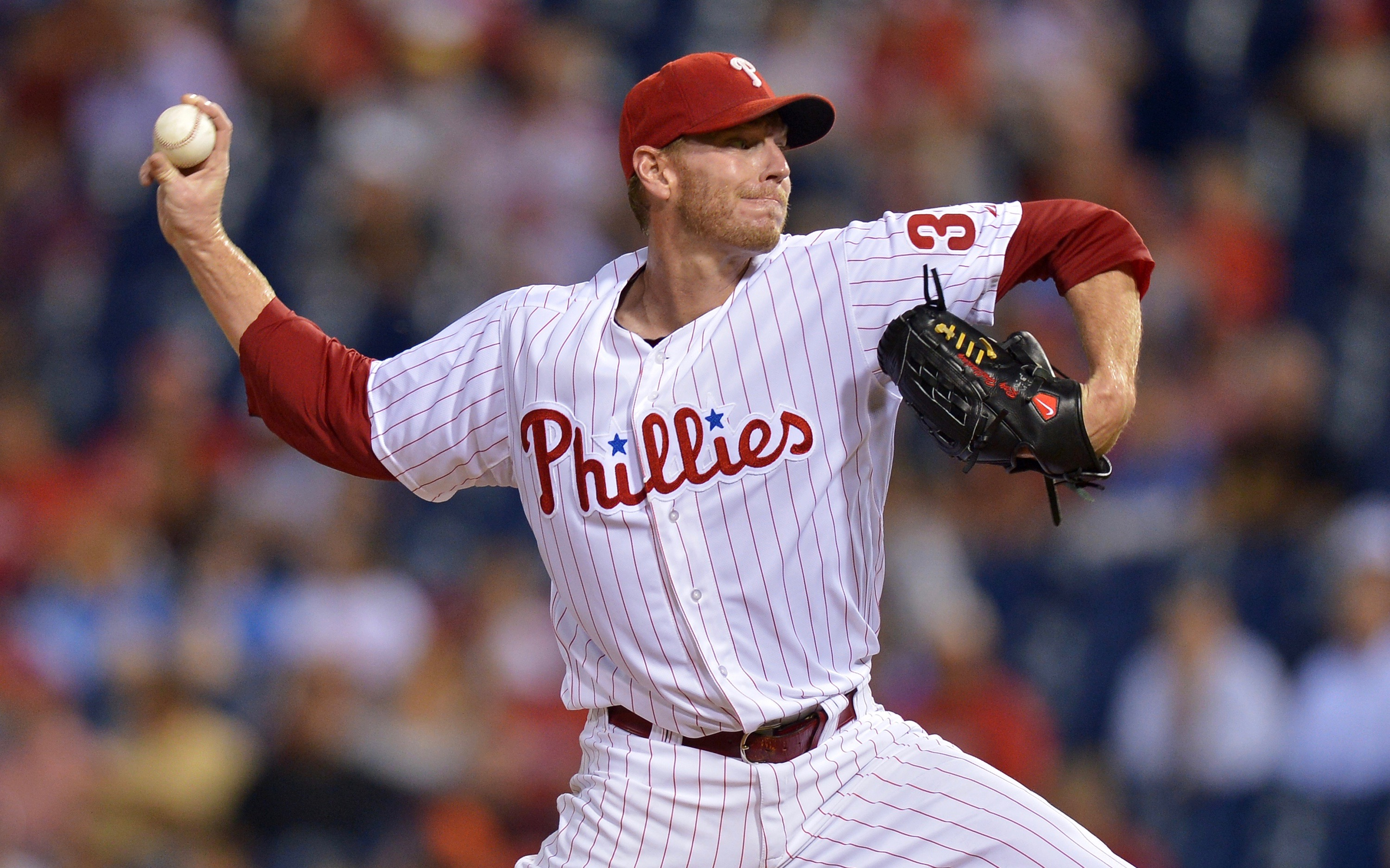 Roy Halladay was one of the best Major League Baseball had