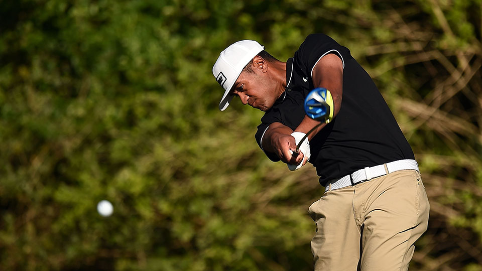 Finau's average clubhead speed off the tee in 2015, No. 1 on the PGA Tour.