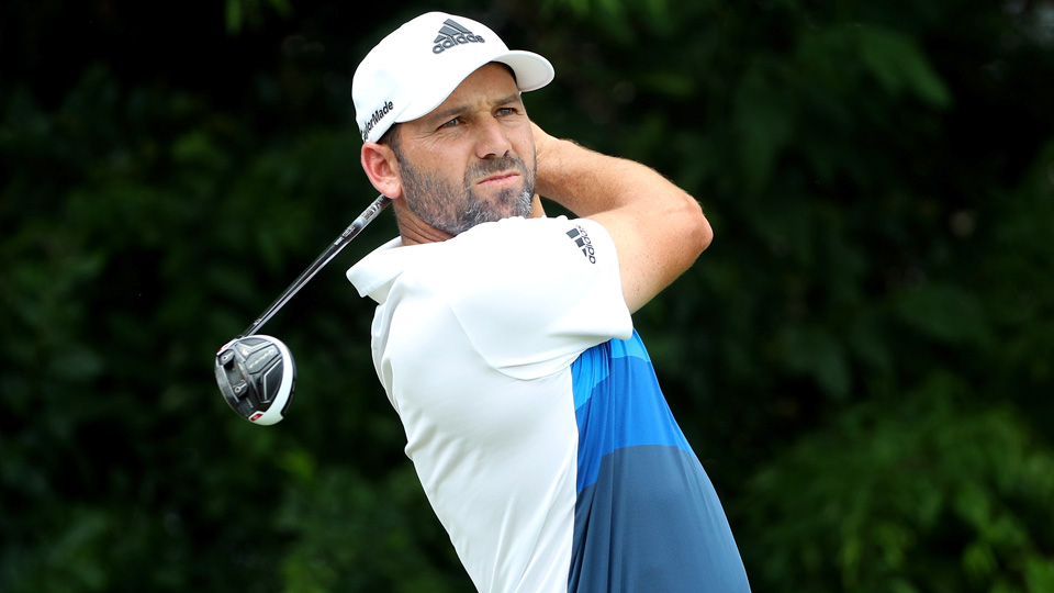 Sergio Garcia shot a final-round two-under 68 and then beat Brooks Koepka in a playoff to win the AT&T Byron Nelson on Sunday at TPC Four Seasons Resort.