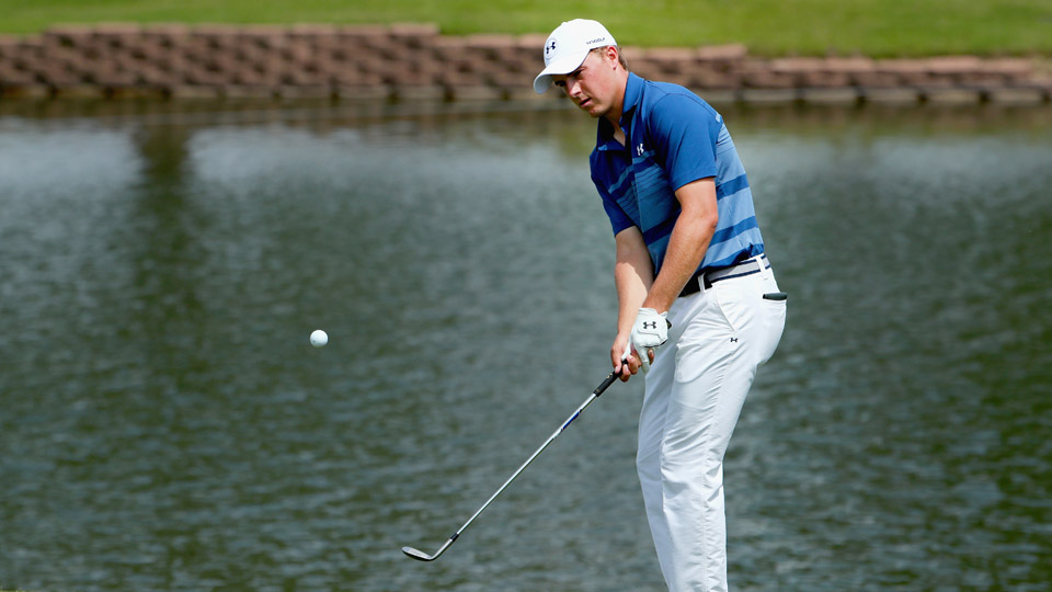 Use the same chipping games as Jordan Spieth does to get up-and-down more often.