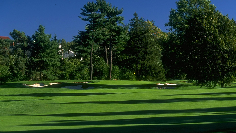 Francis Ouimet won the U.S. Open in 1913 at this iconic track, the first of its four hosting duties. The tournament will come back to The Country Club in 2022.