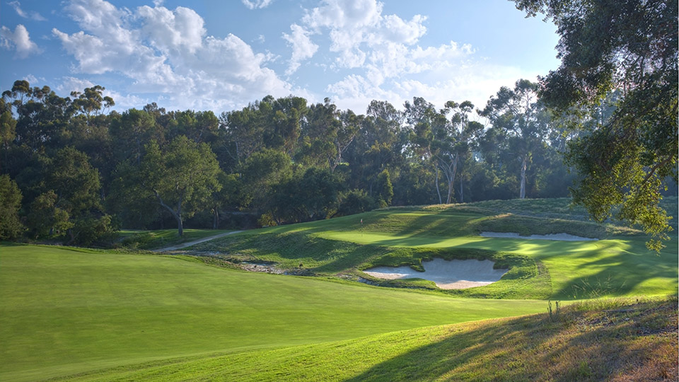 The U.S. Open comes to the North Course in 2023, the LA-area's first U.S. Open since 1948, when Ben Hogan won at Riviera Country Club.