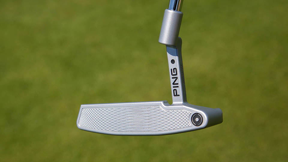 The Ping Vault series has more of a swirly, concentric face pattern.