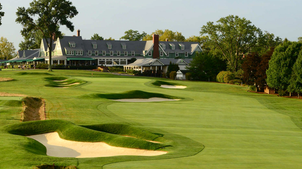 Trouble lurks everywhere at Oakmont, punctuated by what awaits the players at the home hole.