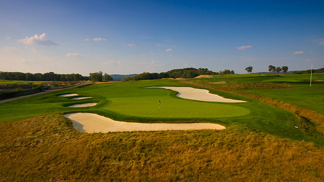 At 288 yards, the 8th at Oakmont is the longest par three in U.S. Open history.