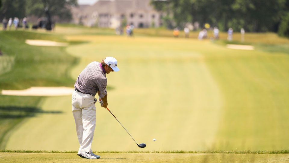 Short tied for fifth at the Cricket Club, and at 52 will tee it up in his first Open.