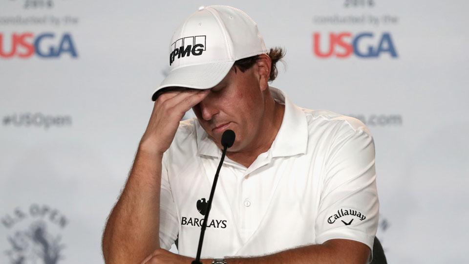 Phil Mickelson feels vindicated that a multi-year SEC investigation led to no criminal charges against him but PGA Tour discipline could be looming.
