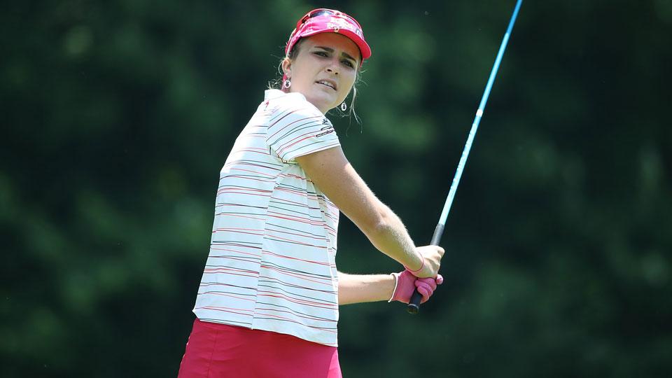 Lexi Thompson, 21, is already a seven-time winner on the LPGA Tour.