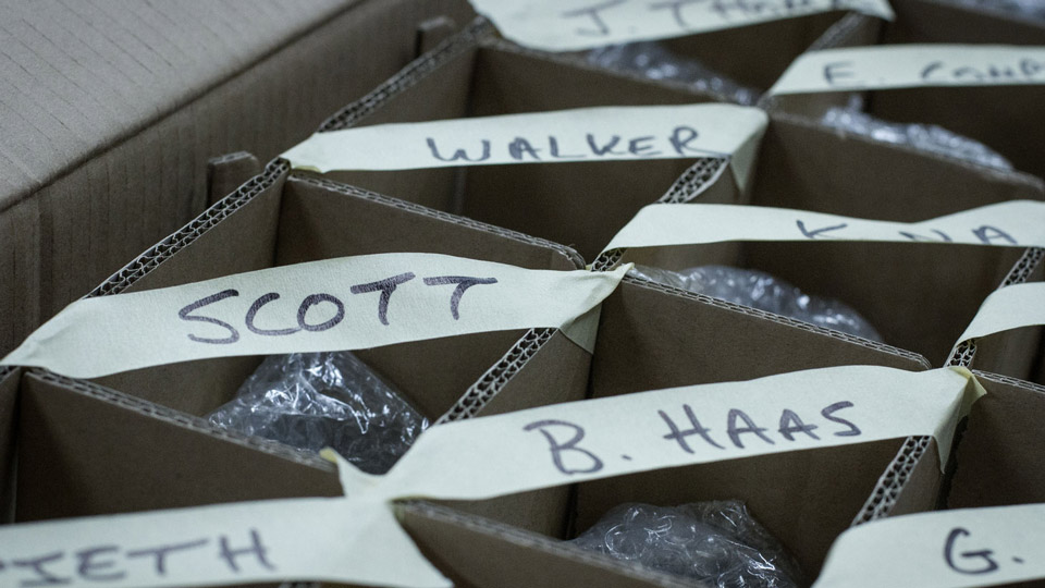 New prototype 917 drivers are on their way to Titleist staff players on Tour.