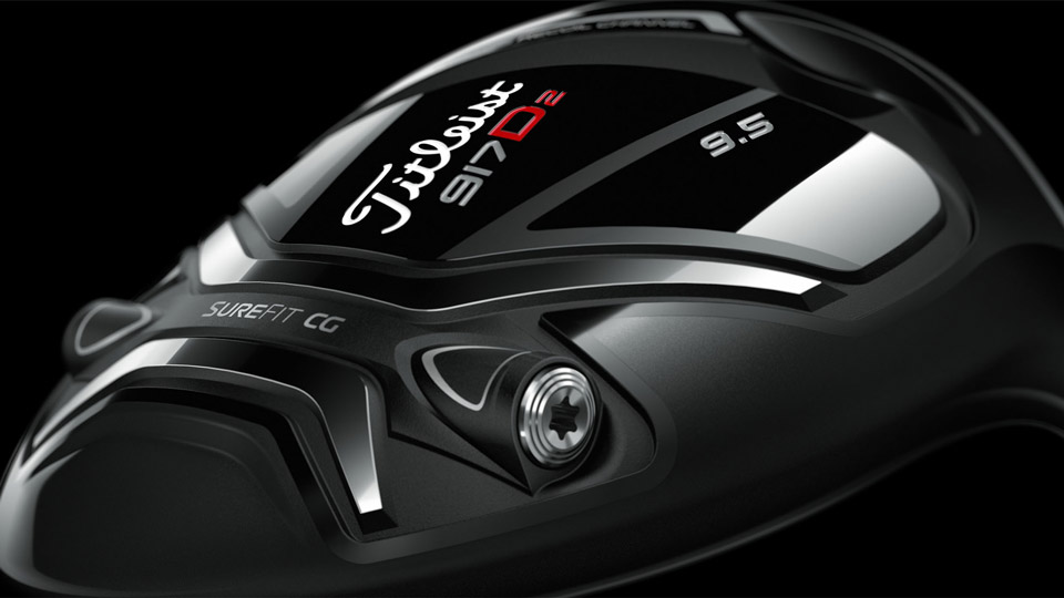 Titleist's prototype 917 drivers will make their debut on Tour this week.