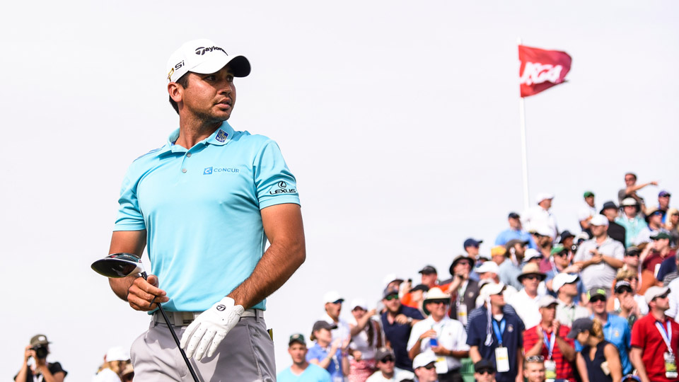World No. 1 Jason Day finished T8 at the U.S. Open at Oakmont.