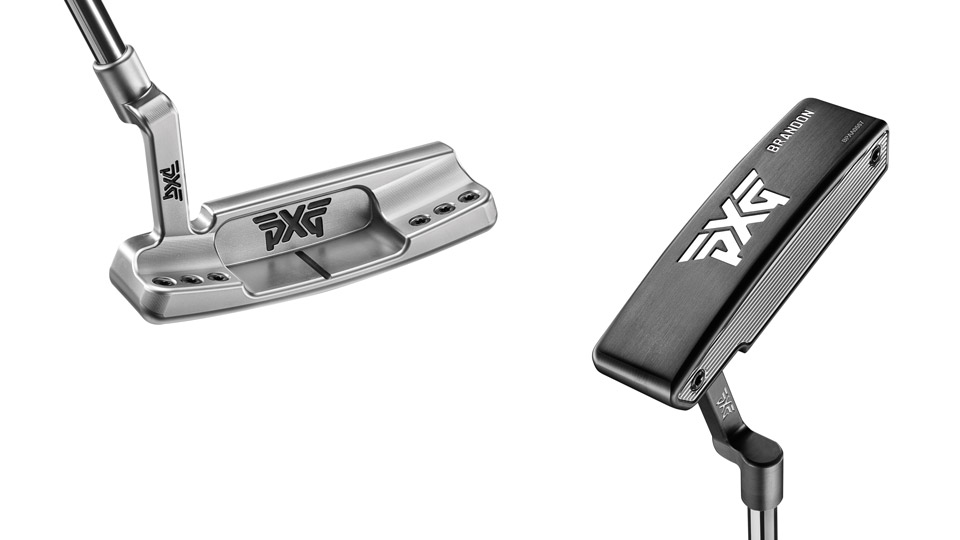 PXG Brandon putter comes in both black and silver models, as do all of PXG's new putters.