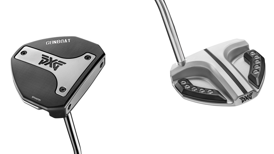 PXG Gunboat Putters