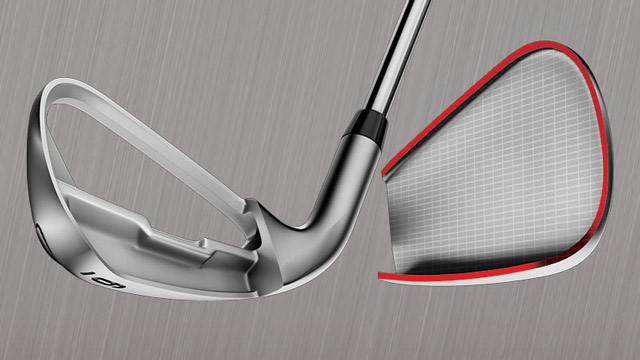 A closer look at the 360 Face Cup technology in Callaway's irons.