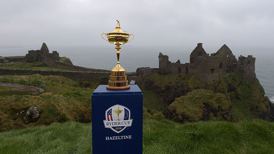 Earlier this year, the Ryder Cup Trophy Tour visited several locations in Europe to promote the 2016 event.
