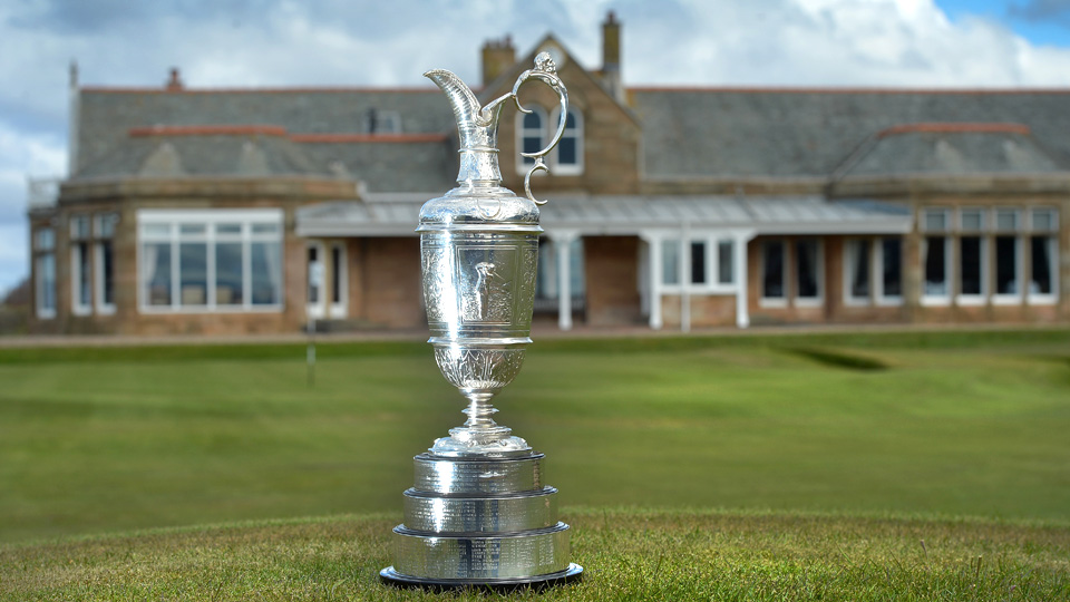 The Claret Jug heads to Royal Troon this summer for the 145th Open Championship.