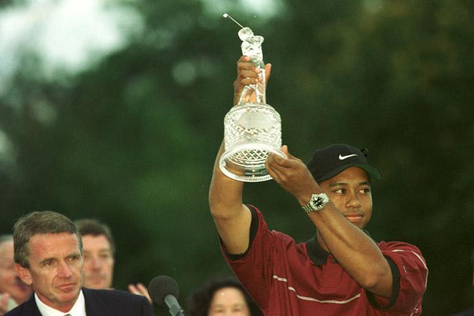 No. 14: 1999 Tour Championship