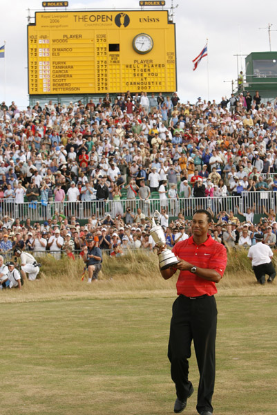No. 49: 2006 British Open