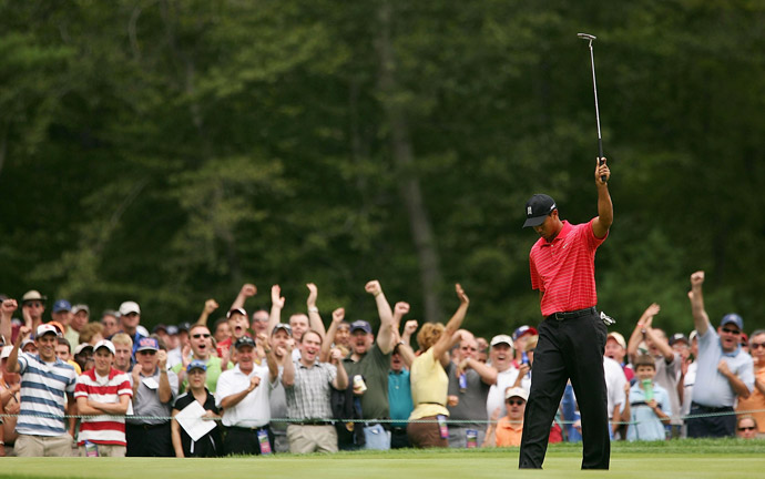No. 53: 2006 Deutsche Bank Championship