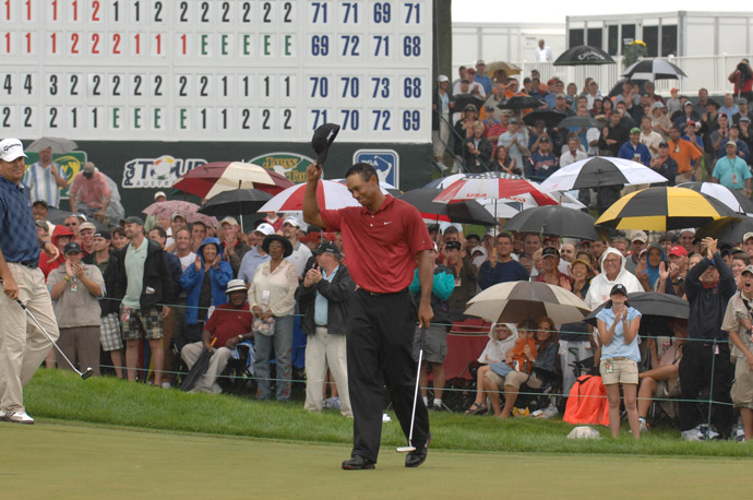 No. 58: 2007 WGC-Bridgestone Invitational