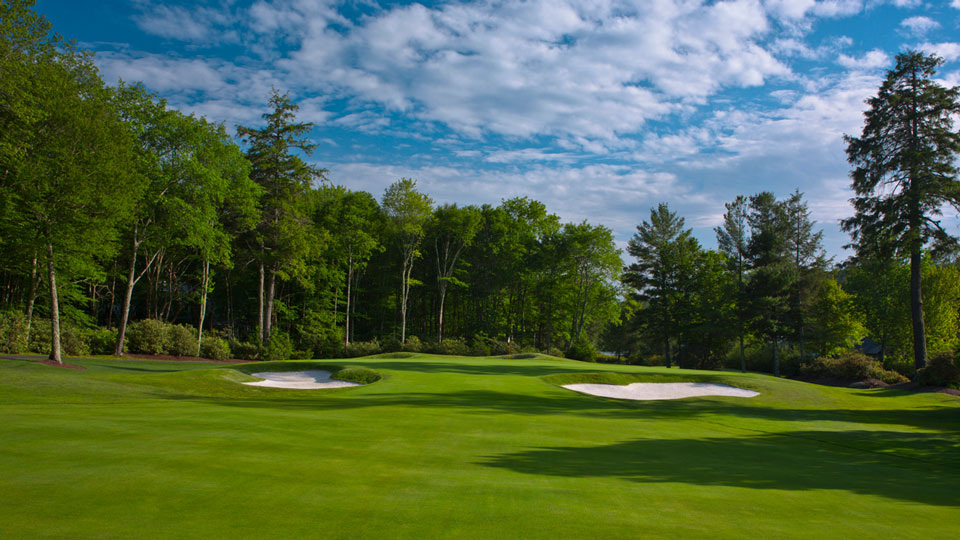 No. 17 at Grandfather Golf & Country Club, in North Carolina.