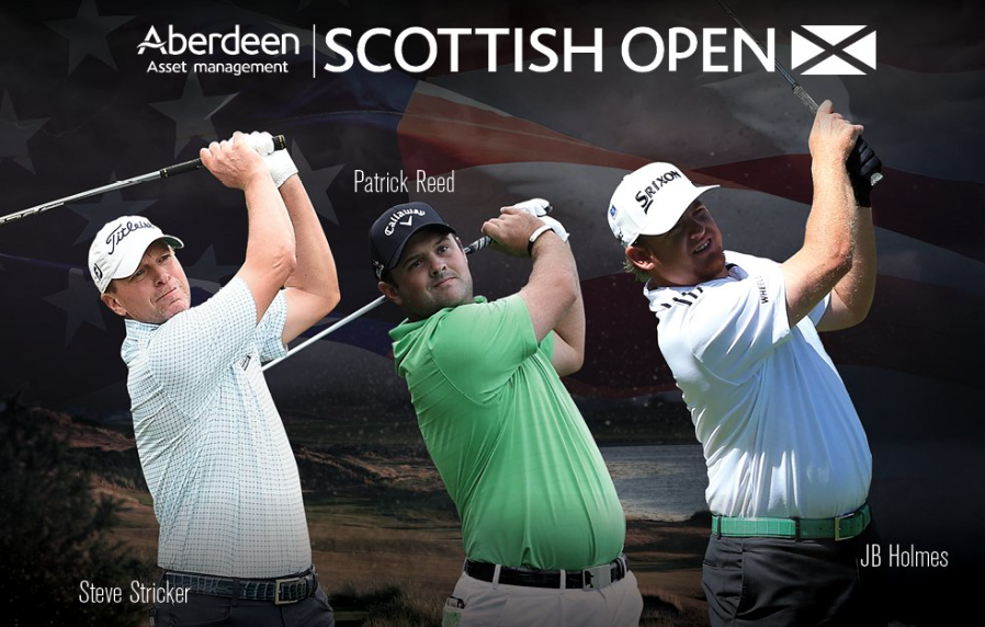The field at next week's Scottish Open is the strongest this year on the European Tour.