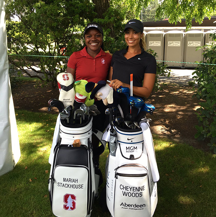I can't say enough about this girl!! Loved playing with @MoStacksBirdies these past two days at @PortlandClassic!