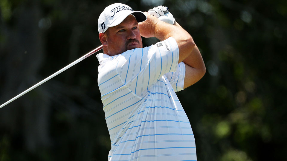 Brendon de Jonge, 35, of Zimbabwe is still searching for his first PGA Tour victory.