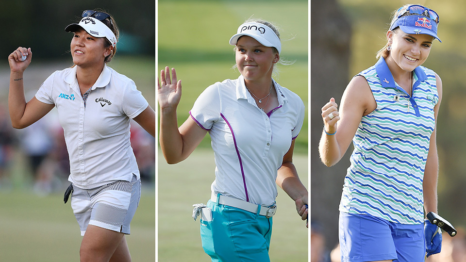 Lydia Ko, Brooke Henderson and Lexi Thompson highlight the power-packed groupings at the 2016 U.S. Women's Open.