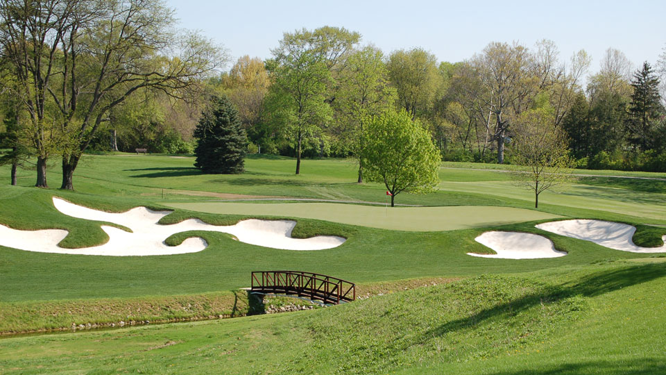 OSU's Scarlet Course was designed by Alister Mackenzie in the early 1930s and restored by alumnus Jack Nicklaus 10 years ago.