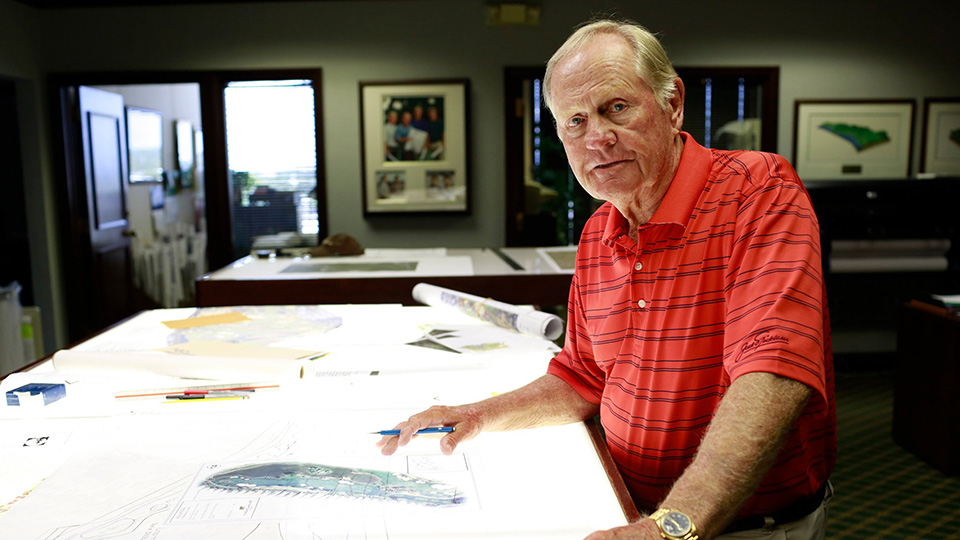 According to reports, Jack Nicklaus offered to design the Olympic course free of charge.