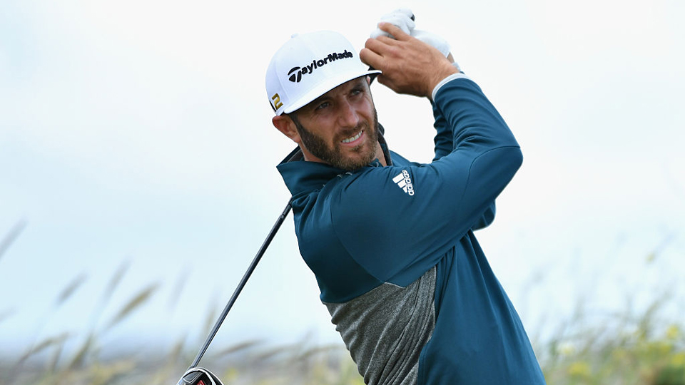 Dustin Johnson has won consecutive events, thanks in large part to his driving distance and accuracy.
