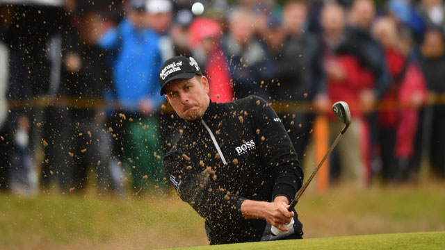 Henrik Stenson is a major championship away from a Hall-of-Fame career.