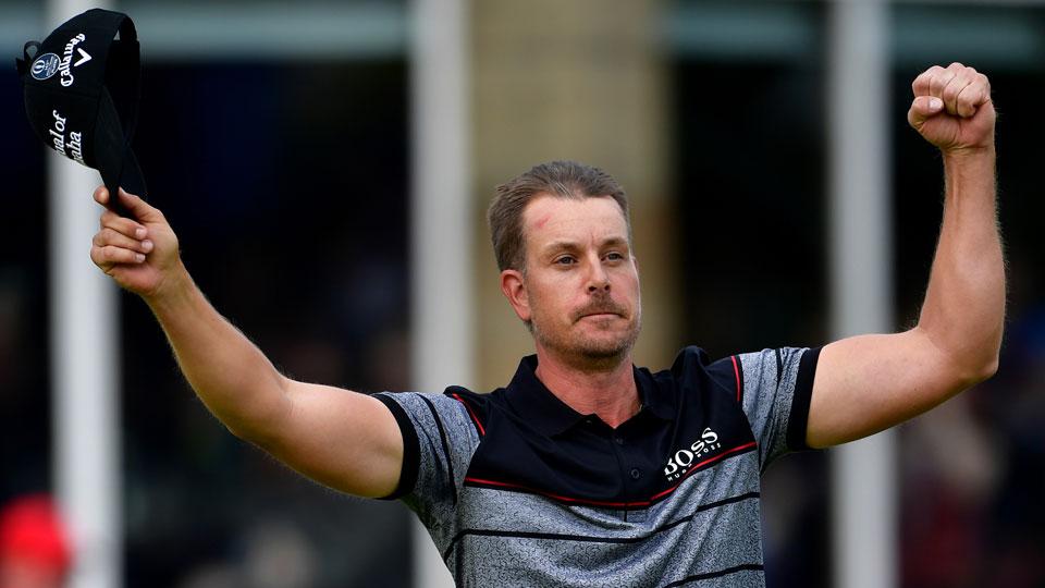 british open 2016  henrik stenson outduels phil mickelson