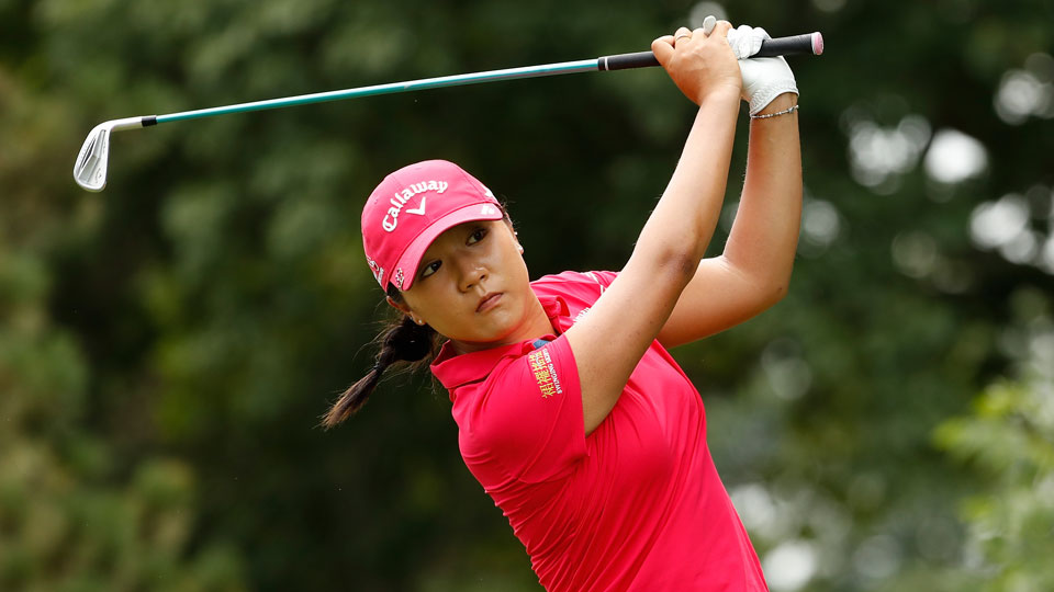 Just 19 years old, Lydia Ko has already won 14 LPGA Tour titles.
