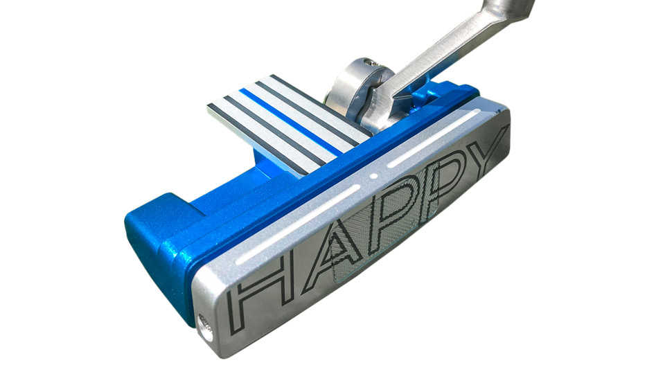 Brainstorm Happy Tour MM Putter