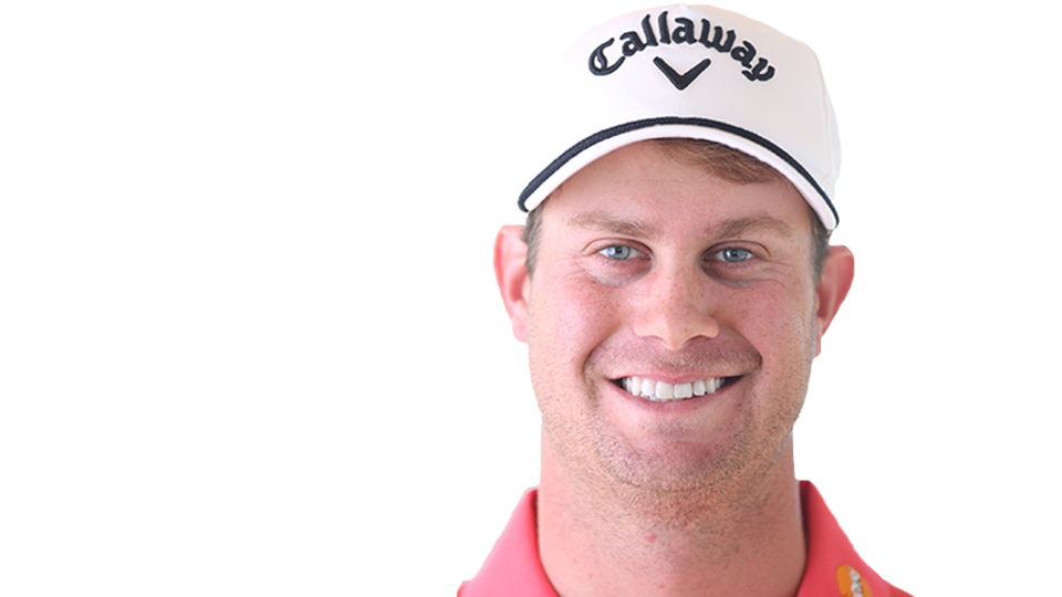 Harris English is trying to make his first Ryder Cup team this fall at Hazeltine.
