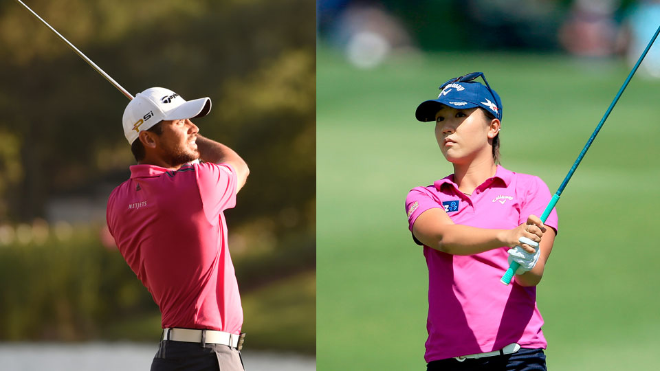 Wouldn't it be great to watch Jason Day and Lydia Ko compete on the same course during the same week?