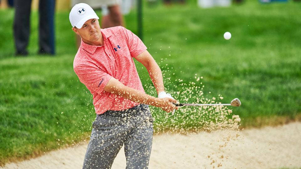 Jordan Spieth can salvage his season at the PGA.