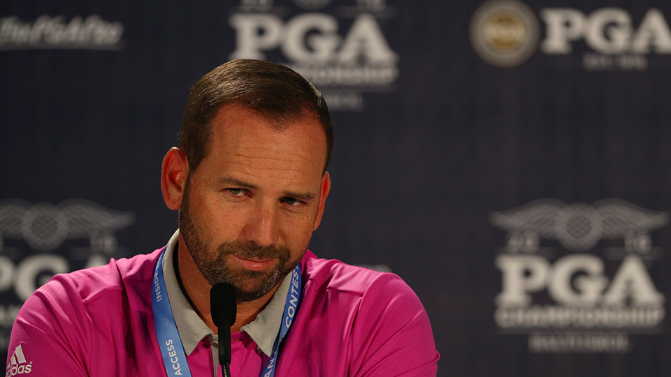 A major championship victory has long eluded Sergio Garcia. Could this be his week?