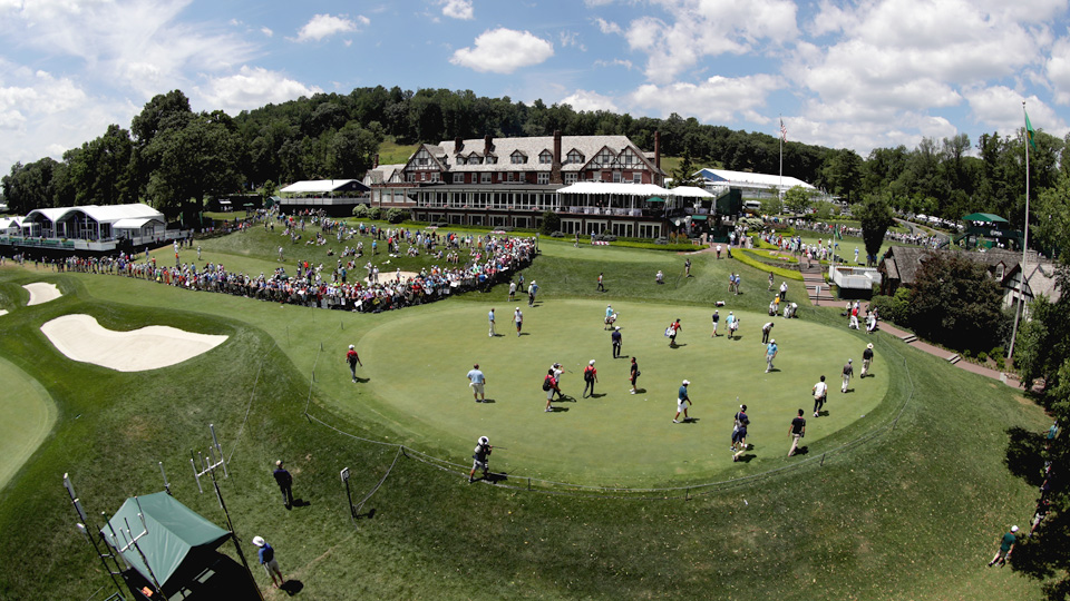 Hundreds of volunteers help the PGA Championship take off every year. And they all have their own stories.