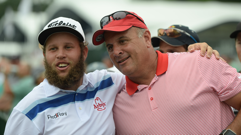 Andrew 'Beef' Johnston has a hard time saying no to anyone, especially his fans.