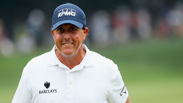 Phil Mickelson believes a 62 could be in store at the PGA Championship.