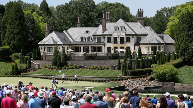 Quail Hollow in Charlotte, a longtime PGA Tour stop, will host the 2017 PGA Championship.