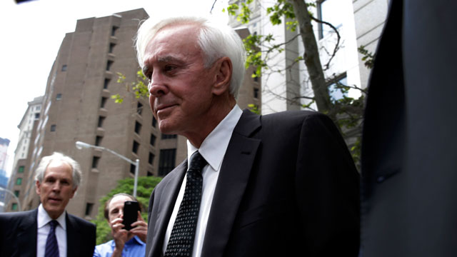Billy Walters appeared in federal court on June 1.