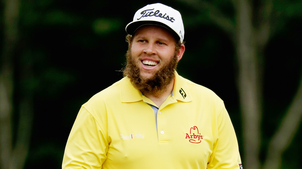 "Andrew ""Beef"" Johnston's nickname has come under attack by PETA. You did not misread that."