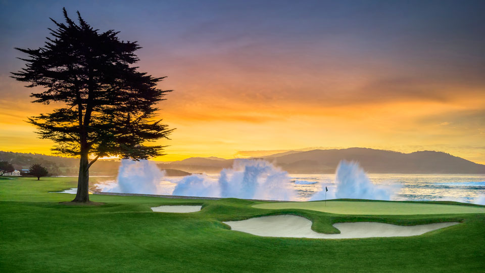 Pebble Beach deserves a look as a PGA venue.