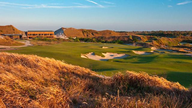 Streamsong Resort, Blue Course, No. 18