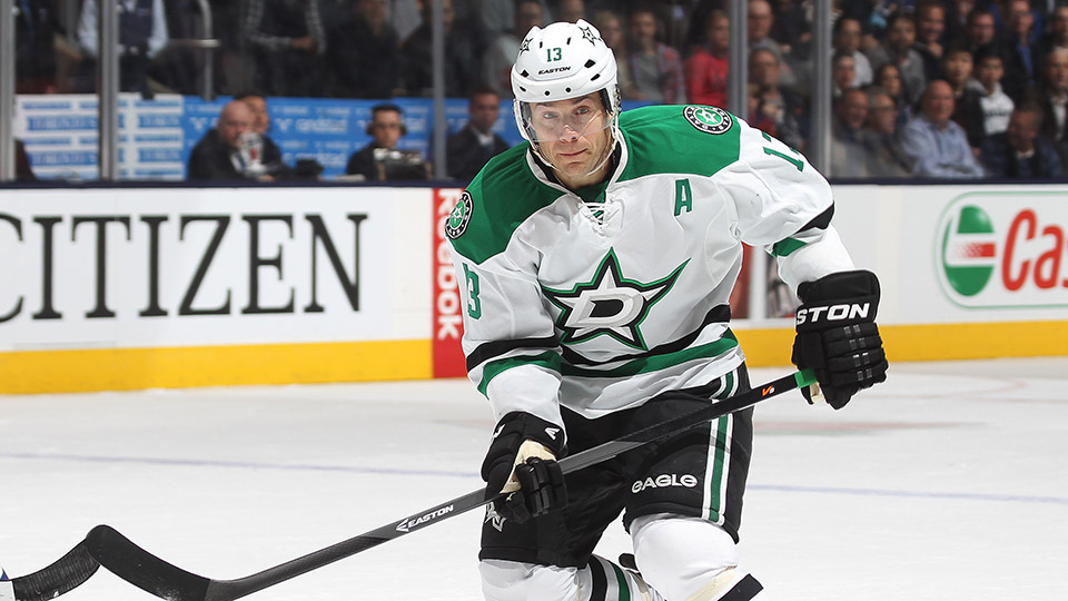 Ray Whitney retired from the NHL in 2014. He last played with the Dallas Stars.