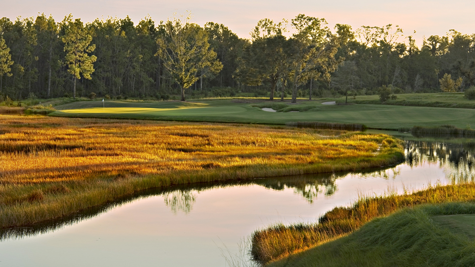The 3rd at Fallen Oak at Beau Rivage.